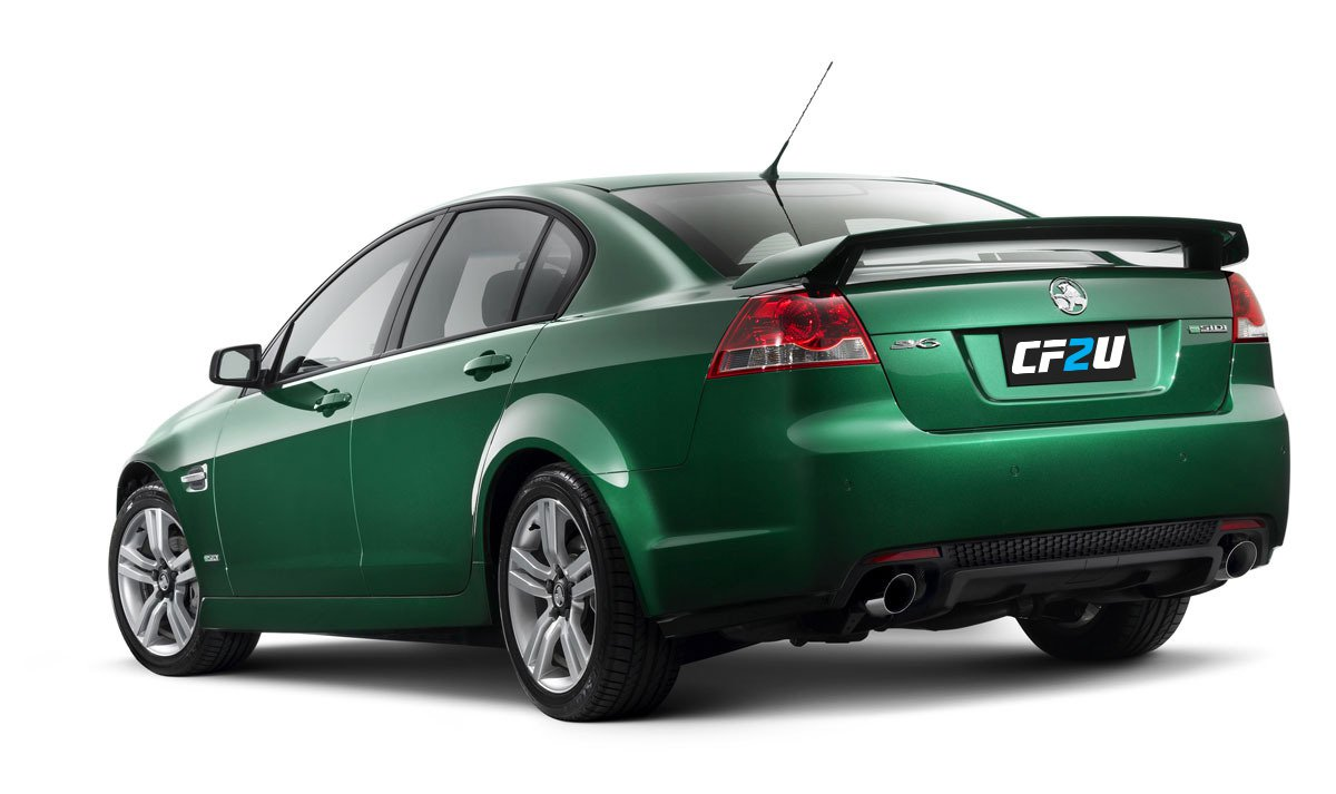 car finance a green commodore
