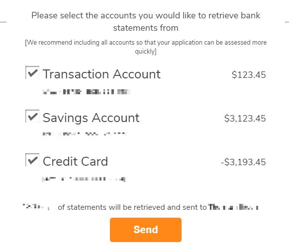 Form to add customer